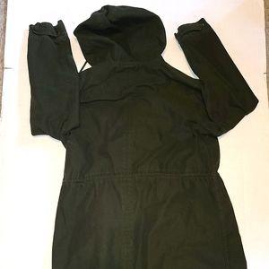 WT02 Hooded Fall Jacket